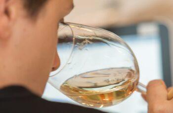 Concours du Grand Prix des Vins Suisse, organisé par Vinea à Sierre.  Denis Emery / Photo-genic.ch